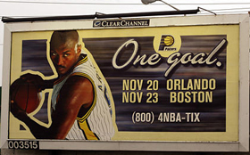 Pacers Artest1