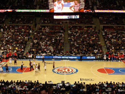 The Association: My Trip to The Palace of Auburn Hills