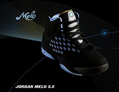8560572cb67 Melo 1. Hightops  So I bought a pair of the Melo 5.5 s